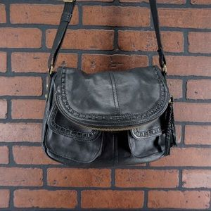 LUCKY BRAND Modesto Stash Shoulder Bag